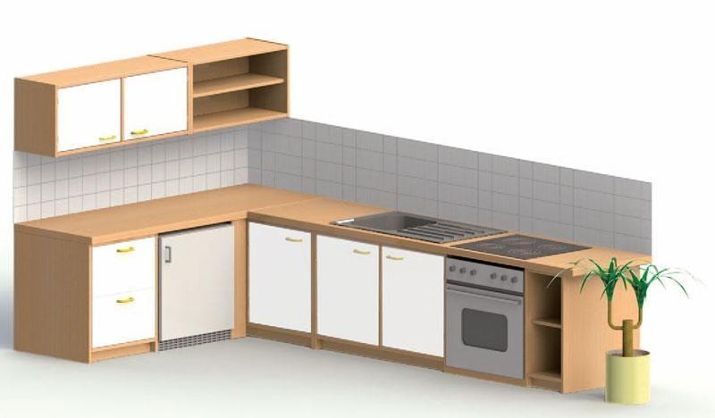 Kinderküchen von BEKA Möbel in Dorfchemnitz
