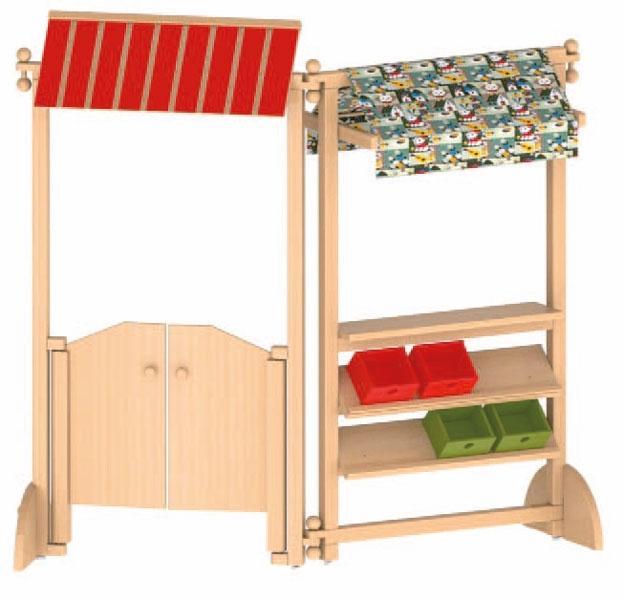 raumteiler f r den gruppenraum beka m bel bei sayda. Black Bedroom Furniture Sets. Home Design Ideas
